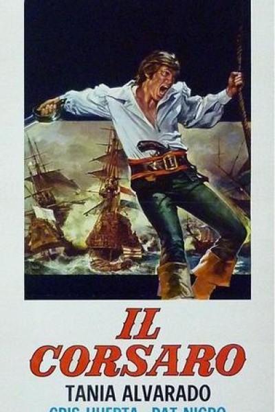 Caratula, cartel, poster o portada de El corsario