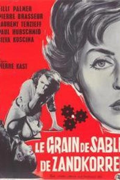 Caratula, cartel, poster o portada de El triángulo del crimen