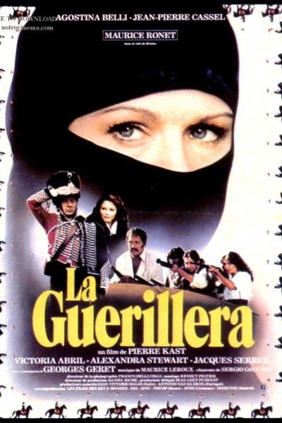 Caratula, cartel, poster o portada de La guerrillera