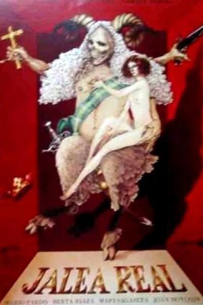 Caratula, cartel, poster o portada de Jalea real