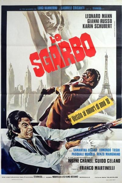 Caratula, cartel, poster o portada de Lo sgarbo