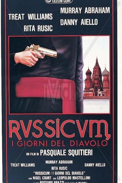 Caratula, cartel, poster o portada de Russicum: los días del diablo
