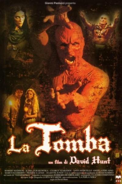 Caratula, cartel, poster o portada de The Tomb