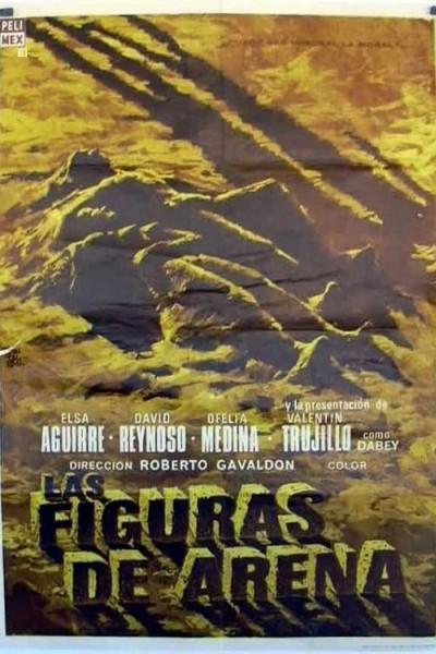 Caratula, cartel, poster o portada de Las figuras de arena