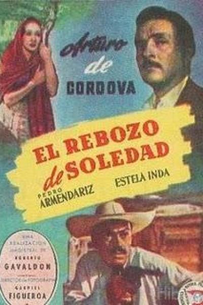 Caratula, cartel, poster o portada de El rebozo de Soledad