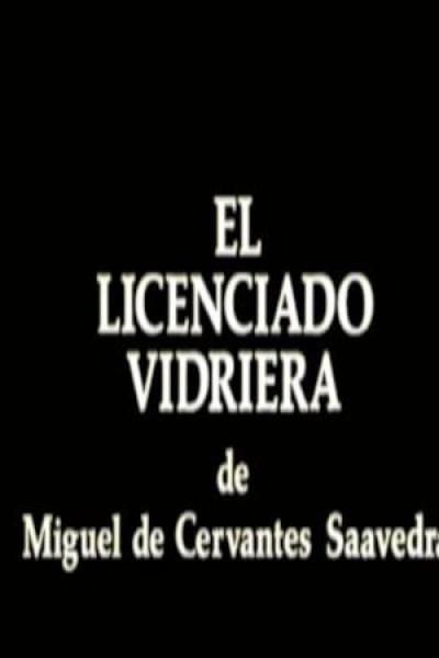 Caratula, cartel, poster o portada de El licenciado Vidriera