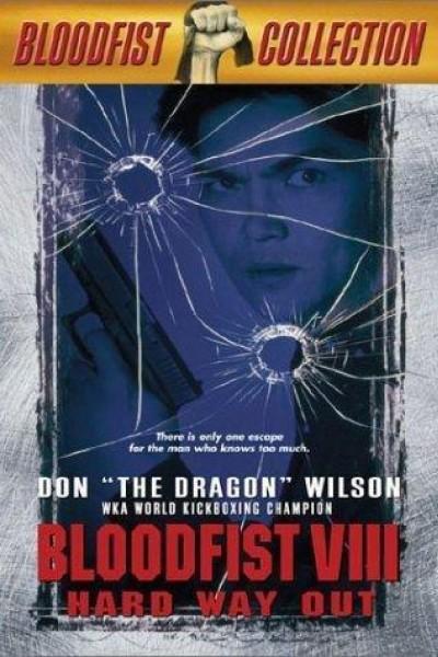 Caratula, cartel, poster o portada de Bloodfist 8: Permiso para matar