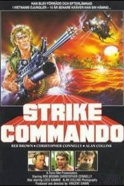 Caratula, cartel, poster o portada de Strike Commando