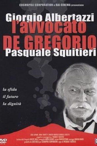 Caratula, cartel, poster o portada de L\'avvocato de Gregorio