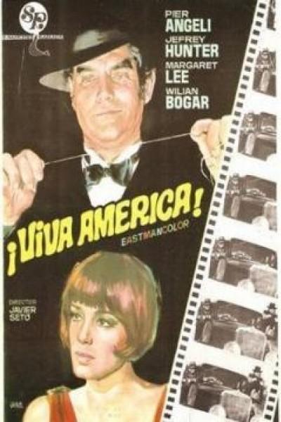 Caratula, cartel, poster o portada de ¡Viva América!