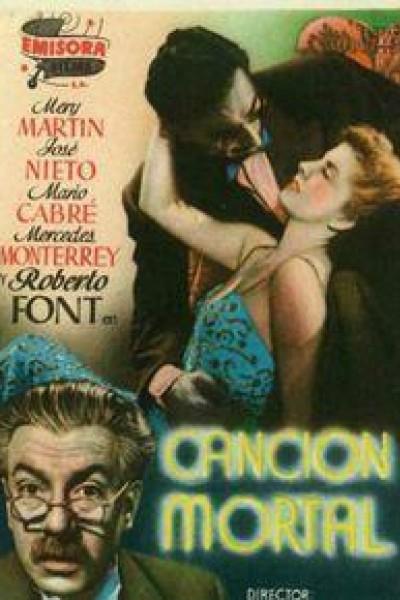 Caratula, cartel, poster o portada de Canción mortal