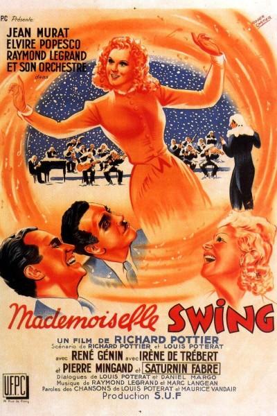 Caratula, cartel, poster o portada de Mademoiselle Swing