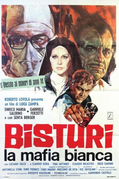 Caratula, cartel, poster o portada de Asesinato en el quirófano