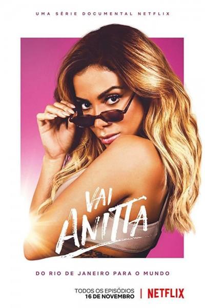 Caratula, cartel, poster o portada de Vai Anitta