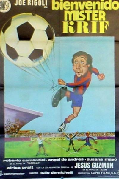 Caratula, cartel, poster o portada de Bienvenido, Mister Krif