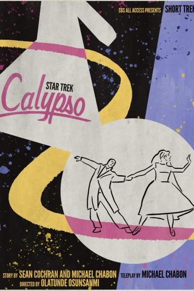 Caratula, cartel, poster o portada de Star Trek: Calipso