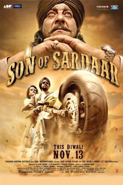 Caratula, cartel, poster o portada de Son of Sardaar