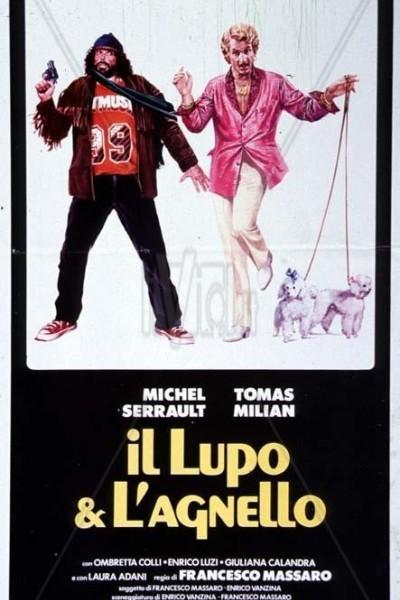 Caratula, cartel, poster o portada de Il lupo e l\'agnello