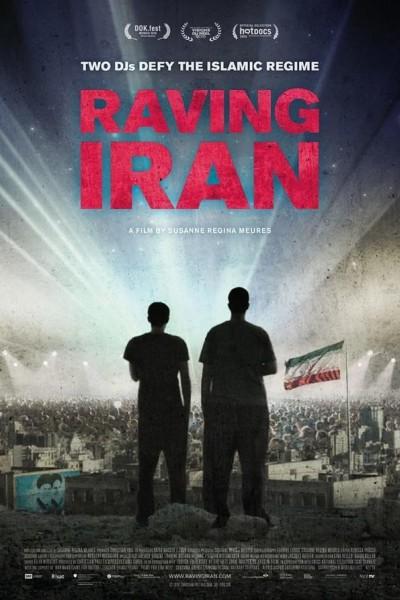 Caratula, cartel, poster o portada de Raving Iran