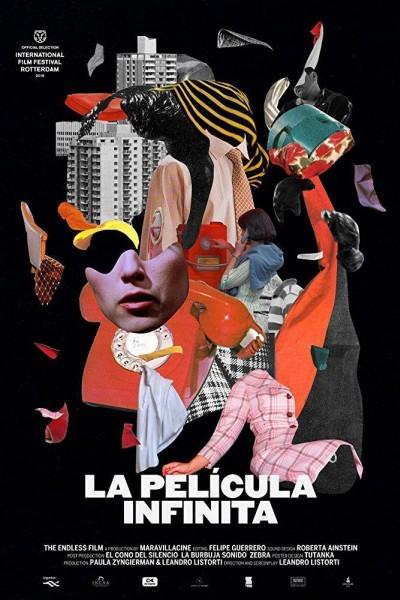 Caratula, cartel, poster o portada de La película infinita