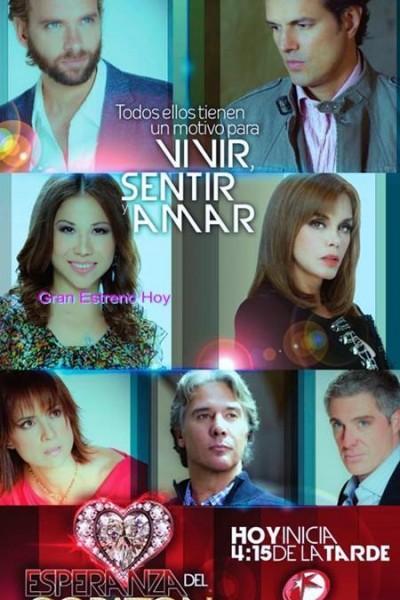 Caratula, cartel, poster o portada de Esperanza del corazón