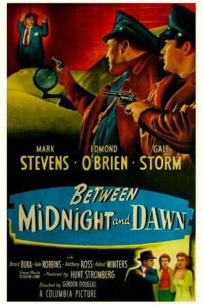 Caratula, cartel, poster o portada de Entre la medianoche y el amanecer