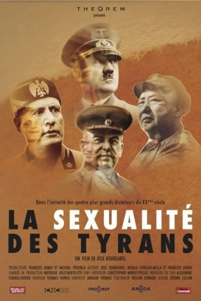 Caratula, cartel, poster o portada de Dictadores: Sexo y poder