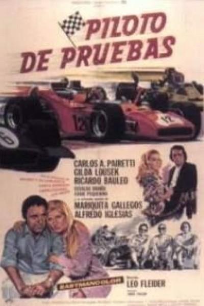 Caratula, cartel, poster o portada de Piloto de pruebas