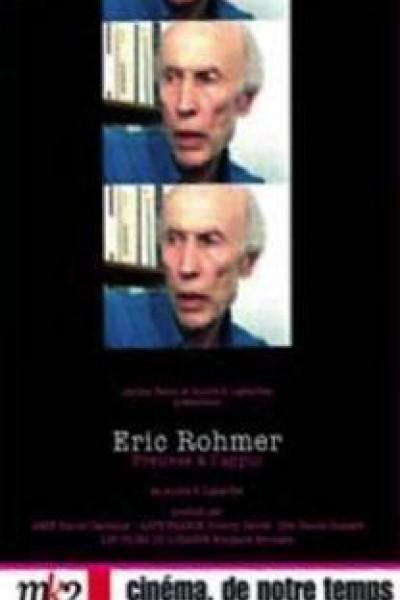 Caratula, cartel, poster o portada de Eric Rohmer, con pruebas en la mano