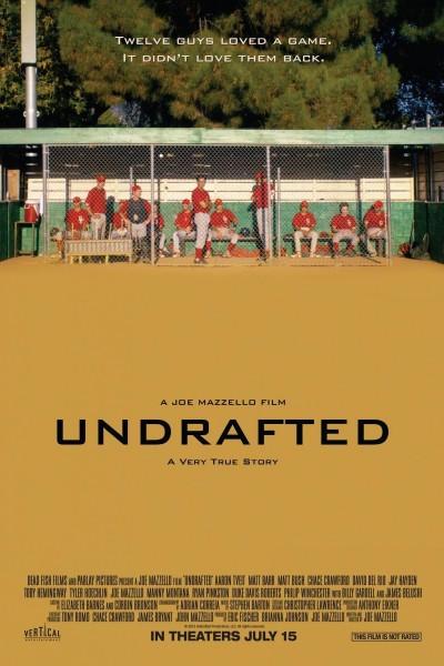 Caratula, cartel, poster o portada de Undrafted
