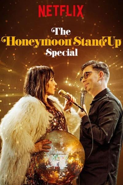 Caratula, cartel, poster o portada de Natasha Leggero & Moshe Kasher: The Honeymoon Stand Up Special