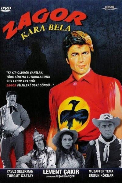 Caratula, cartel, poster o portada de Zagor kara bela