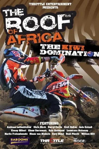 Caratula, cartel, poster o portada de The Roof of Africa: The Kiwi Domination