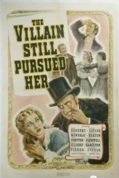 Caratula, cartel, poster o portada de The Villain Still Pursued Her