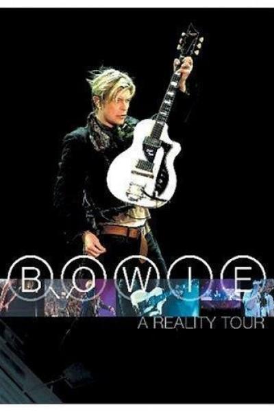 Caratula, cartel, poster o portada de David Bowie: A Reality Tour