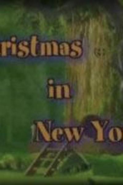 Caratula, cartel, poster o portada de Navidad en Nueva York