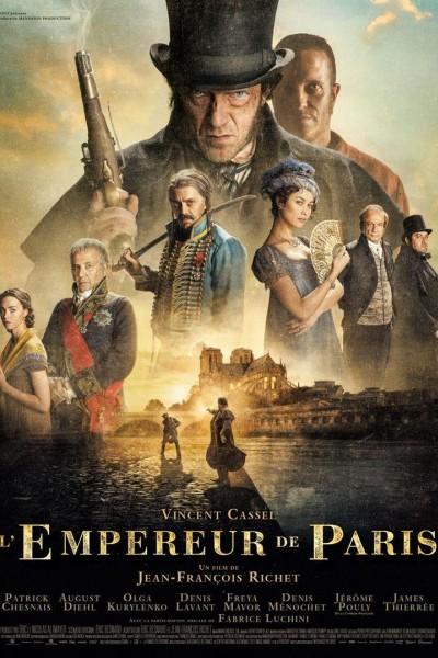 Caratula, cartel, poster o portada de El emperador de París