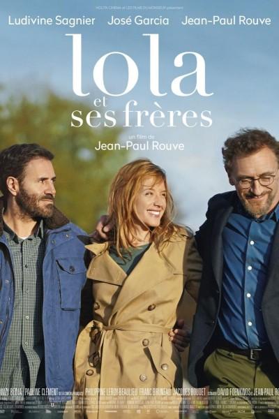 Caratula, cartel, poster o portada de Lola y sus hermanos