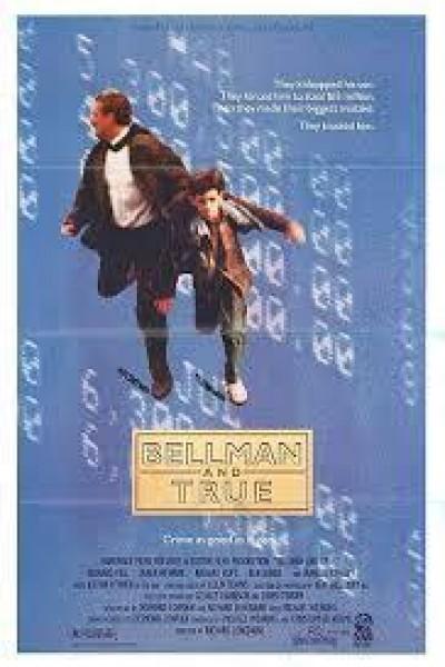 Caratula, cartel, poster o portada de Bellman and True