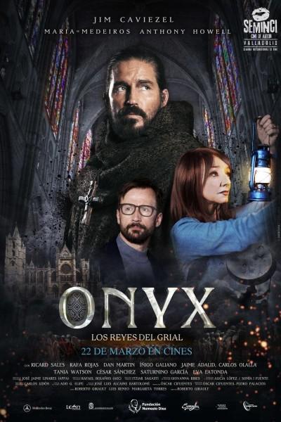 Caratula, cartel, poster o portada de Onyx, los reyes del grial