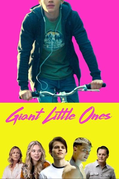 Caratula, cartel, poster o portada de Giant Little Ones