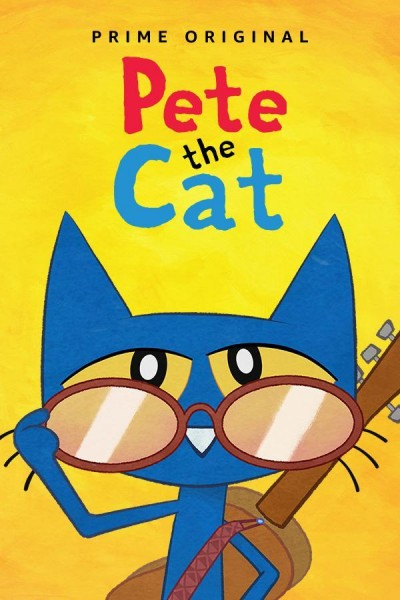 Caratula, cartel, poster o portada de Pete the Cat
