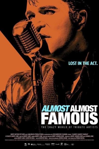 Caratula, cartel, poster o portada de Almost Almost Famous
