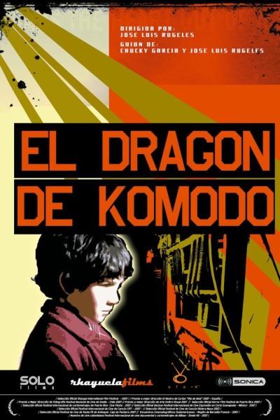 Caratula, cartel, poster o portada de El dragón de Comodo