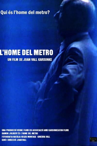 Caratula, cartel, poster o portada de L\'home del metro