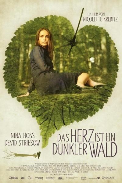 Caratula, cartel, poster o portada de El corazón es un bosque oscuro