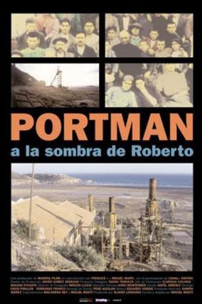 Caratula, cartel, poster o portada de Portman, a la sombra de Roberto