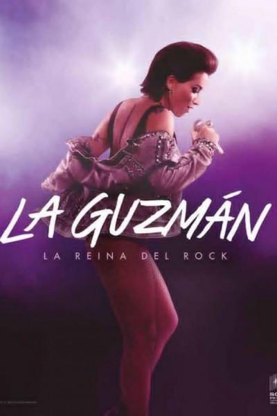 Caratula, cartel, poster o portada de La Guzmán