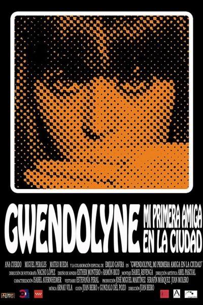 Caratula, cartel, poster o portada de Gwendolyne, mi primera amiga en la ciudad