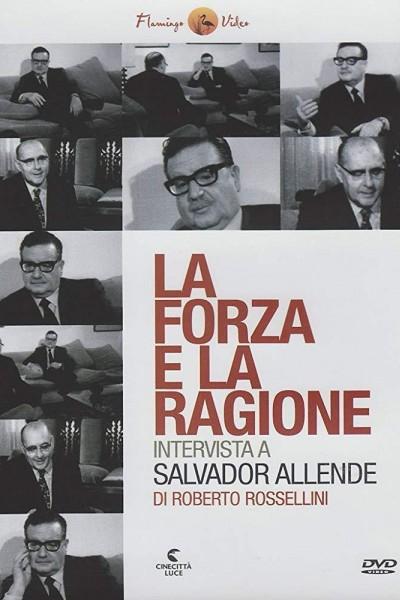 Caratula, cartel, poster o portada de Intervista a Salvador Allende: La forza e la ragione